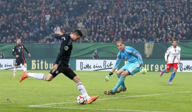Lewandowski zagra przeciwko byłym kolegom. Nie będzie taryfy ulgowej