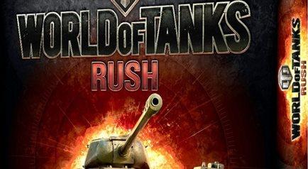 rozGRYwka: World of Tanks: Rush