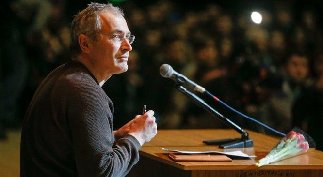 Chodorkowski do Rosjan: możemy zatrzymać wojnę, nie będę już milczeć
