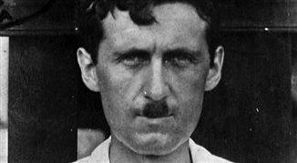 Ghandi w brzuchu wieloryba - eseje Georgea Orwella