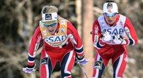 PŚ w biegach: Johaug utarła Bjoergen nosa. Kowalczyk: gratulacje Tereska