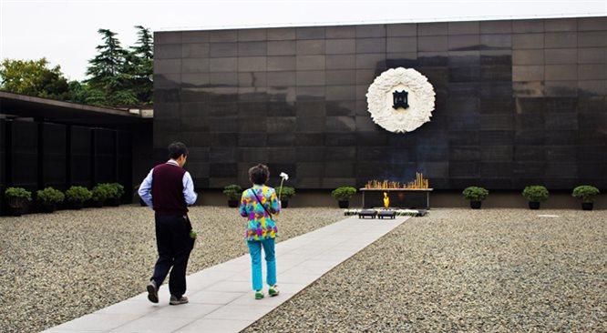 Dzień pamięci o zbrodni w Nankinie