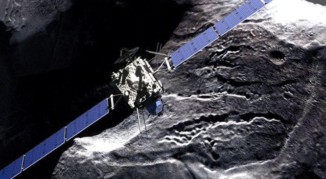 Przełom w odkrywaniu Kosmosu. Poznaj sondę Rosette