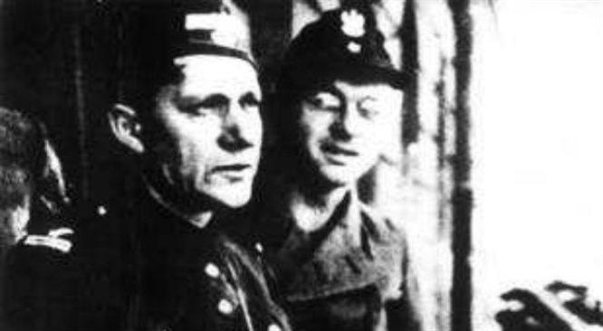 Jan Mazurkiewicz Radosław  całe życie na posterunku