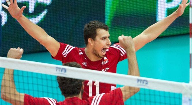 MŚ siatkarzy: Polska - Brazylia w finale mistrzostw świata [22. DZIEŃ MISTRZOSTW]
