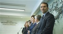 Posiedzenie Rady Bezpieczeństwa Narodowego w obiektywie IAR