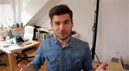Youtuber Kuba Jankowski w Czwórce