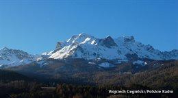Francuskie Alpy - region katastrofy Airbusa A320