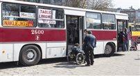 Wystawa zabytkowych autobusów