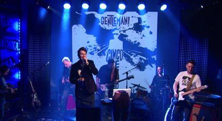 Koncert zespołu Gentleman w Czwórce