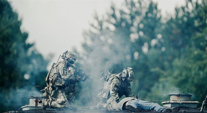 Polscy komandosi dowodzą oddziałami specjalnymi NATO