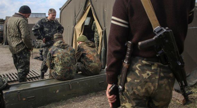 OBWE oraz wojskowi Rosji i Ukrainy zaczynają monitoring rozejmu