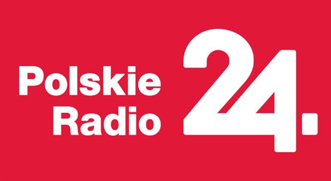 Nowe logo i oprawa dźwiękowa Polskiego Radia 24