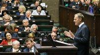 Prof. Domański: wystąpienie premiera to był dobry pomysł