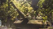 Czołgi na ulicach Warszawy: próba przed defiladą