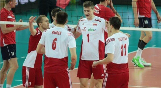 Mistrzostwa Europy siatkarzy w 2017 roku odbędą się w Polsce