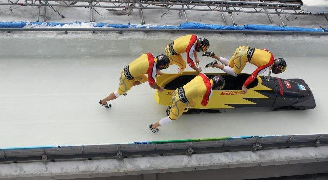 Bobsleje - Zimowe Igrzyska Olimpijskie Soczi 2014