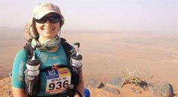 Maraton Piasków w oczach Natalii Salamon