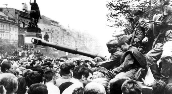 46 lat temu wojska Układu Warszawskiego wkroczyły do Czechosłowacji