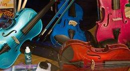 Jak pomagać młodym muzykom? Wygraj płytę