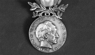 Medal Goethego dla Krystyny Meissner