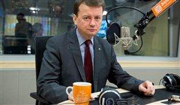 Błaszczak o geście Kaczyńskiego wobec Tuska