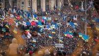 Święto godności Ukraińców. Pierwsza rocznica Euromajdanu