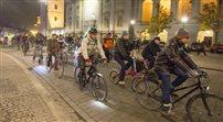 Warszawą wstrząsnęła rowerowa Masa Krytyczna