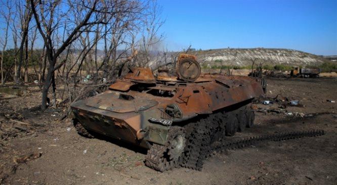 Ukraina odgrodzi się od separatystów granicą. Kijów oddaje Donbas?