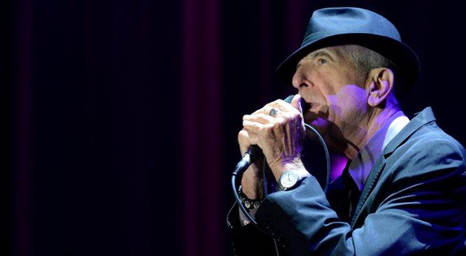 Leonard Cohen. Jego śpiew był krokiem w nieznane