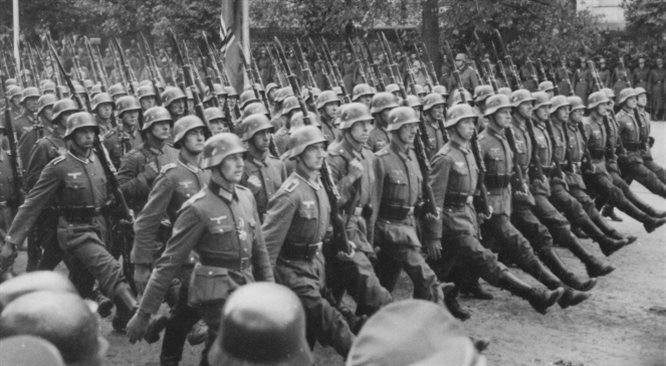 Sowieci i ekonomia sprzyjały rozwojowi nazistowskich Niemiec