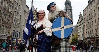 Szkoci decydują o swojej przyszłości