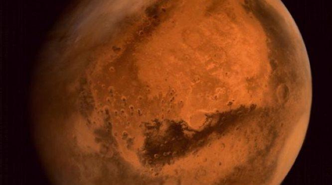 Indyjska sonda robi wspaniałe zdjęcia Marsa
