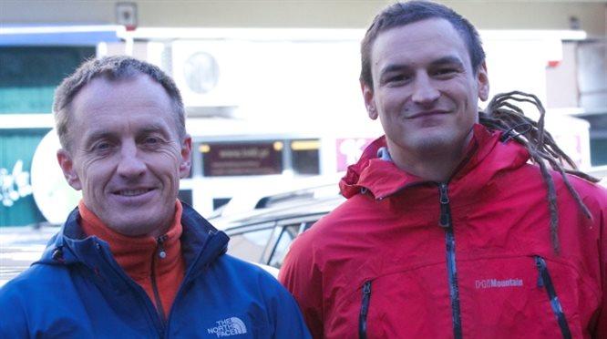 Bielecki i Urubko idą na K2. Denis ma chytry plan. W tym szaleństwie jest metoda [ROZMOWA TYGODNIA]