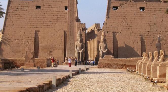 Egipt. Gorące słońce alternatywą dla szarej, polskiej zimy