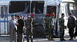 Afganistan: dwa zamachy na żołnierzy w Kabulu. Wiadomość dla marionetkowego rządu
