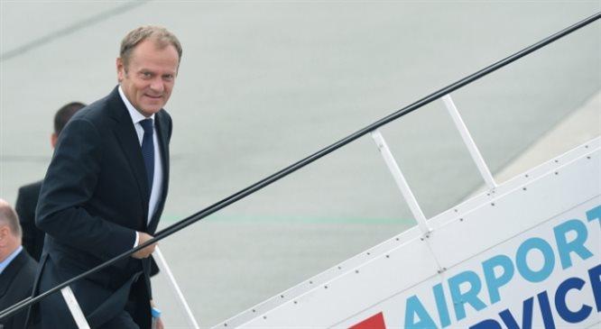 Tusk już w Brukseli. Szczyt UE wybierze szefa Rady Europejskiej