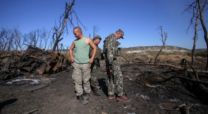 Naczelny dowódca sił NATO: rozejm na Ukrainie tylko z nazwy