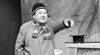 Nieodparcie śmieszny Mieczysław Czechowicz