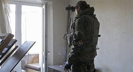 Bojownicy nie lubią małych kamer. Dziennikarze na Ukrainie