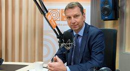 Halicki debiutuje jako minister