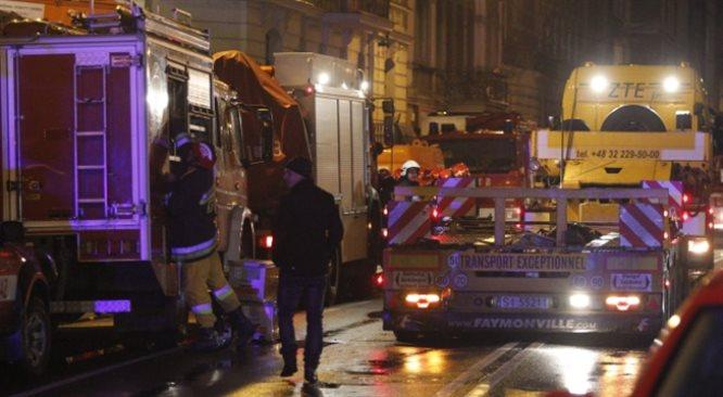 Katowice: ratownicy przeszukujący kamienicę zawaloną po eksplozji gazu odnaleźli ciała trzech osób