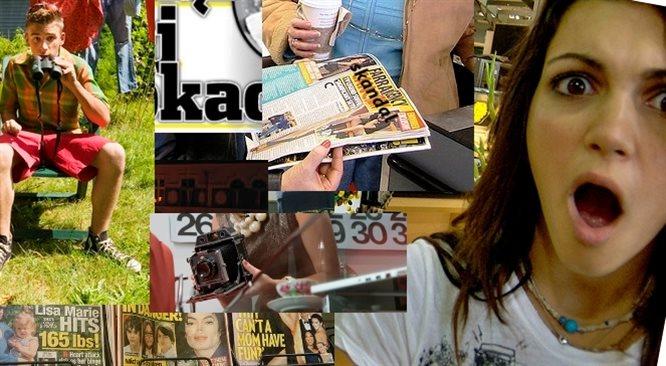 Wyznania hieny Piotra Mieśnika: przerażające jest, że ludzie wierzą tabloidom bezgranicznie