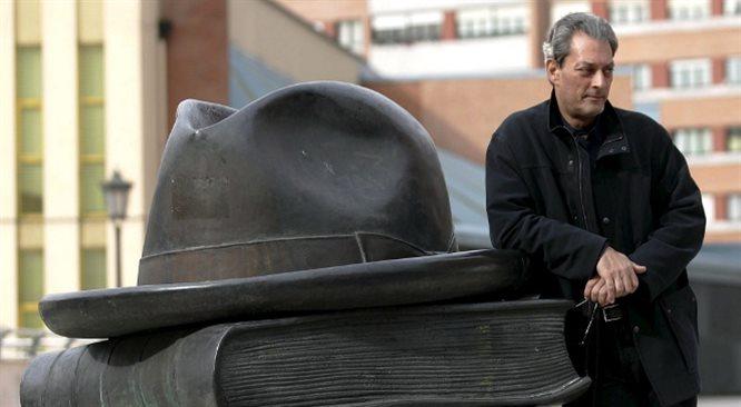 Paul Auster: po Zbrodni i karze postanowiłem zostać pisarzem