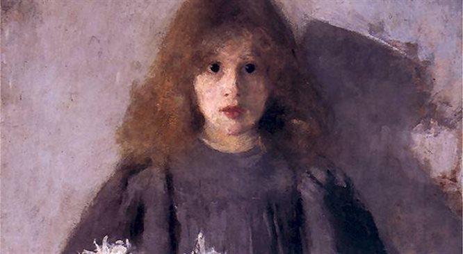 Tajemnica Dziewczynki z chryzantemami. Zbiory Muzeum Narodowego w Krakowie