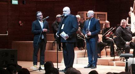 Nagroda dla Dwójki na Bielskiej Zadymce Jazzowej