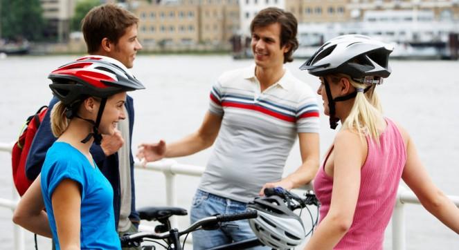 Rowerzysto - znaj przepisy i włącz wyobraźnię