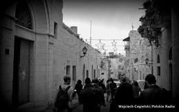 Święta w Betlejem okiem Wojciecha Cegielskiego
