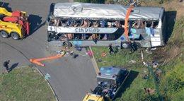 Tragiczny wypadek pod Dreznem