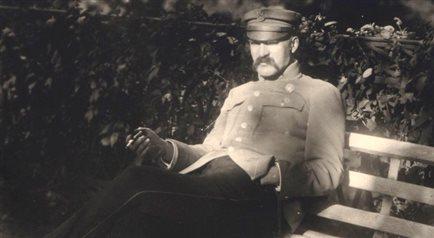 W Belwederze Piłsudski układał pasjanse
